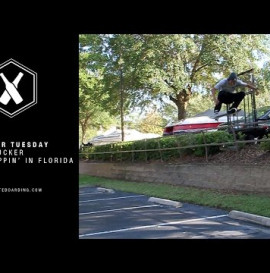 TWO FOR TUESDAY: NICK TUCKER SWITCH FLIPPIN' IN FLORIDA