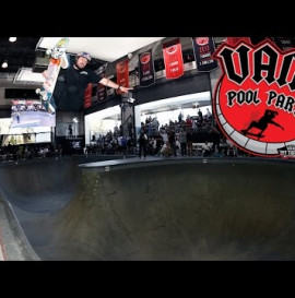 Vans Pool Party 2016: Finals