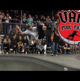 Vans Pool Party 2017: Tom Schaar's Winning Run