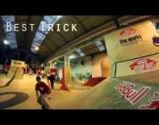 Vans Shop Riot Finale Leeds 2013 - Best Trick