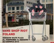 Vans Shop Riot - wyniki