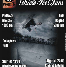 Vehicle Pool Jam