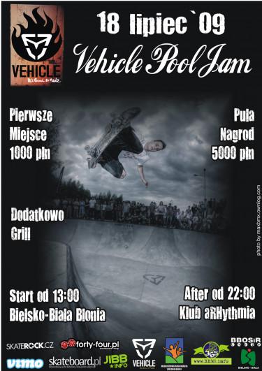 Vehicle Pool Jam-wyniki zawodów