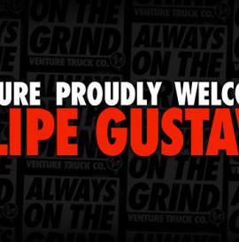 Venture Welcomes Felipe Gustavo