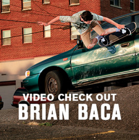 Video Check Out: Brian Baca