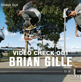 VIDEO CHECK OUT: BRIAN GILLE