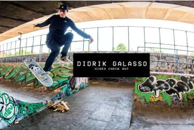 Video Check Out: Didrik Galasso