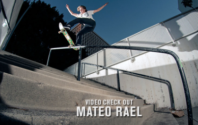 Video Check Out: Mateo Rael