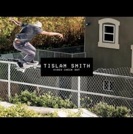 Video Check Out: Tislam Smith   TransWorld SKATEboarding