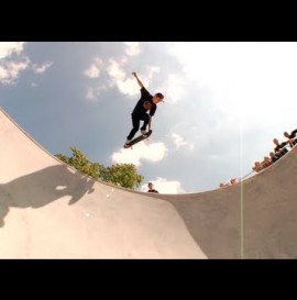 Volcom Skate Team's European Summer Tour - Whole Video!