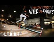 VOLCOM STONE'S WILD IN THE PARKS 2013 - 3RD LAIR SKATEPARK, MN
