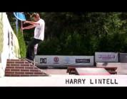 Volcom Team Rider Harry Lintell na Woodcampie 2013 !!!