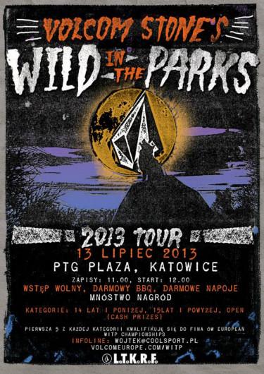 Volcom Wild In The Park - kolejne info.