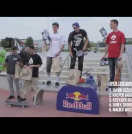 Volcom WILD IN THE PARKS 2014 - Skateplaza Leszno !!!