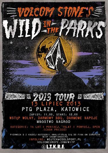 Volcom Wild in The Parks  - wyniki i pierwsze foto.