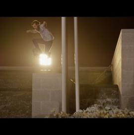 We Are Blood - Dubai Skateboard Segment Part 1 (4K)