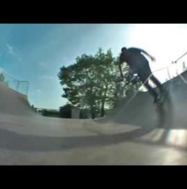 WEIRDO Skateboards Ernest Ksyta