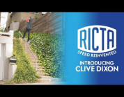 Welcome to the Team - Clive Dixon