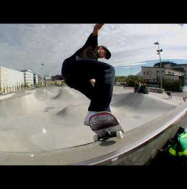 WELCOME Webisode 12- Ramp Foot Rampage
