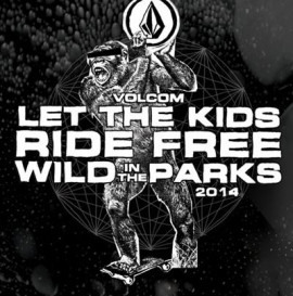 WILD IN THE PARKS 2014 EUROPEAN TOUR DATES
