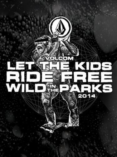WILD IN THE PARKS 2014 EUROPEAN TOUR DATES