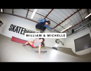 William Spencer and Michelle | TransWorld SKATEboarding