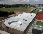 Wolsztyn skatepark - foto.