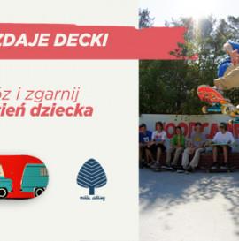 Woodcamp Rozdaje Decki !!!