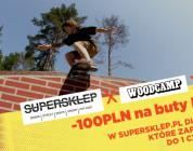 Woodcampowa promocja na dzień dziecka!