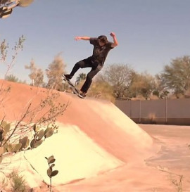 WORLD INDUSTRIES - IN PROGRESS: WORLD IN PALM SPRINGS AND ARIZONA B-SIDES