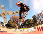 WORLD INDUSTRIES - LEARNING CURVE: MATT MENDENHALL - FRONTSIDE FLIP