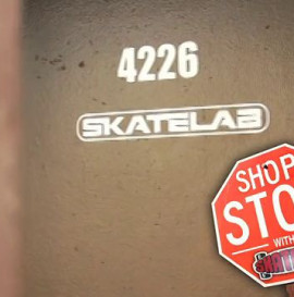 WORLD INDUSTRIES - SHOP STOP: SKATELAB