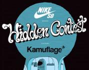 Wyniki - Nike SB Hidden Contest