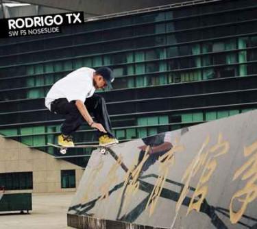 Wywiad z Rodrigo