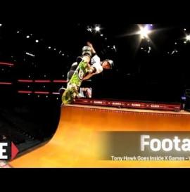 X Games 2012 Skateboard Vert Practice: Bucky Lasek, Alex Perelson, PLG and More!