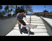 X Games Trick Tips -- Billy Marks kickflip boardslide - ESPN