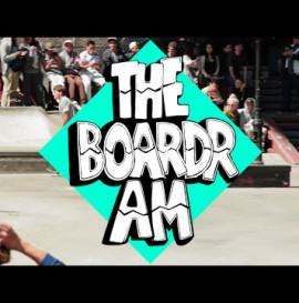 Yoshi Tanenbaum 1st PLACE PERFECT RUN Boardr AM 2015 NYC