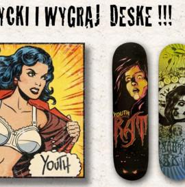 Youth - konkurs dla dziewczyn.