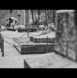 Youth Skateboards Kuba Brniak YTH (part 09/14)