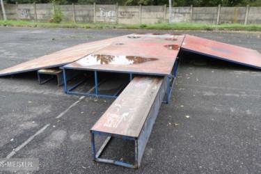 Ząbkowice - Skatepark będzie,...ale nie teraz.