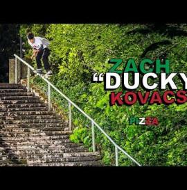 "Zach 'Ducky' Kovacs ""Pro for Pizza"" Part"