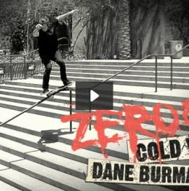 Zero Cold War: Dane Burman