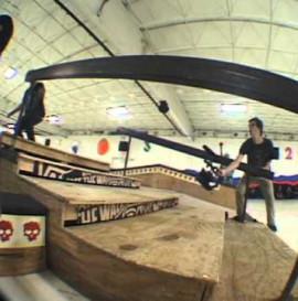 Zero / Fallen Demo At Skate South in Des Moines