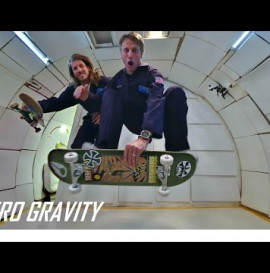 "ZeroG | Tony Hawk and Aaron ""Jaws"" Homoki 