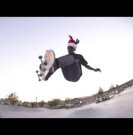 Zion Wright: A REAL Happy Holiday