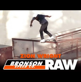 Zion Wright for Bronson Speed Co.