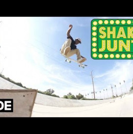 Zion Wright Ride or Die - Shake Junt