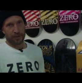 20 Years of Zero Skateboards with Jamie Thomas