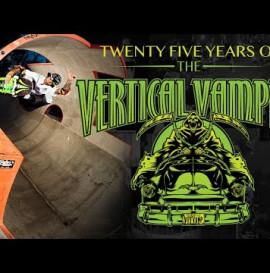 25 Years of the Vertical Vampire! The Darren Navarrette Story