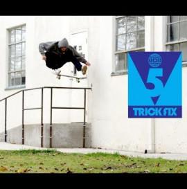 5 Trick Fix | John Dilo | Transworld Skateboarding